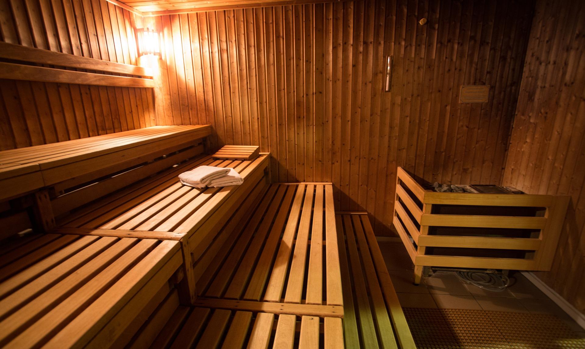 Gemischt sauna Finnland